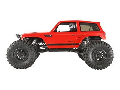 - Kit - Wraith Spawn Rock Racer Electric 4WD