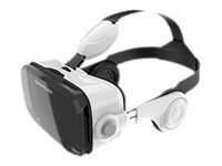 TerraTec VR-2 Audio - Virtual-Reality-Brille - bis zu 6 Zoll