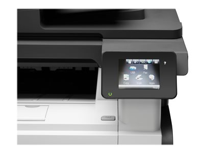 HP LaserJet Pro MFP M521dn - multifunction printer - B/W