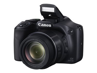 Canon PowerShot SX530 HS Digital camera compact 16.0 MP 1080p 50x optical zoom