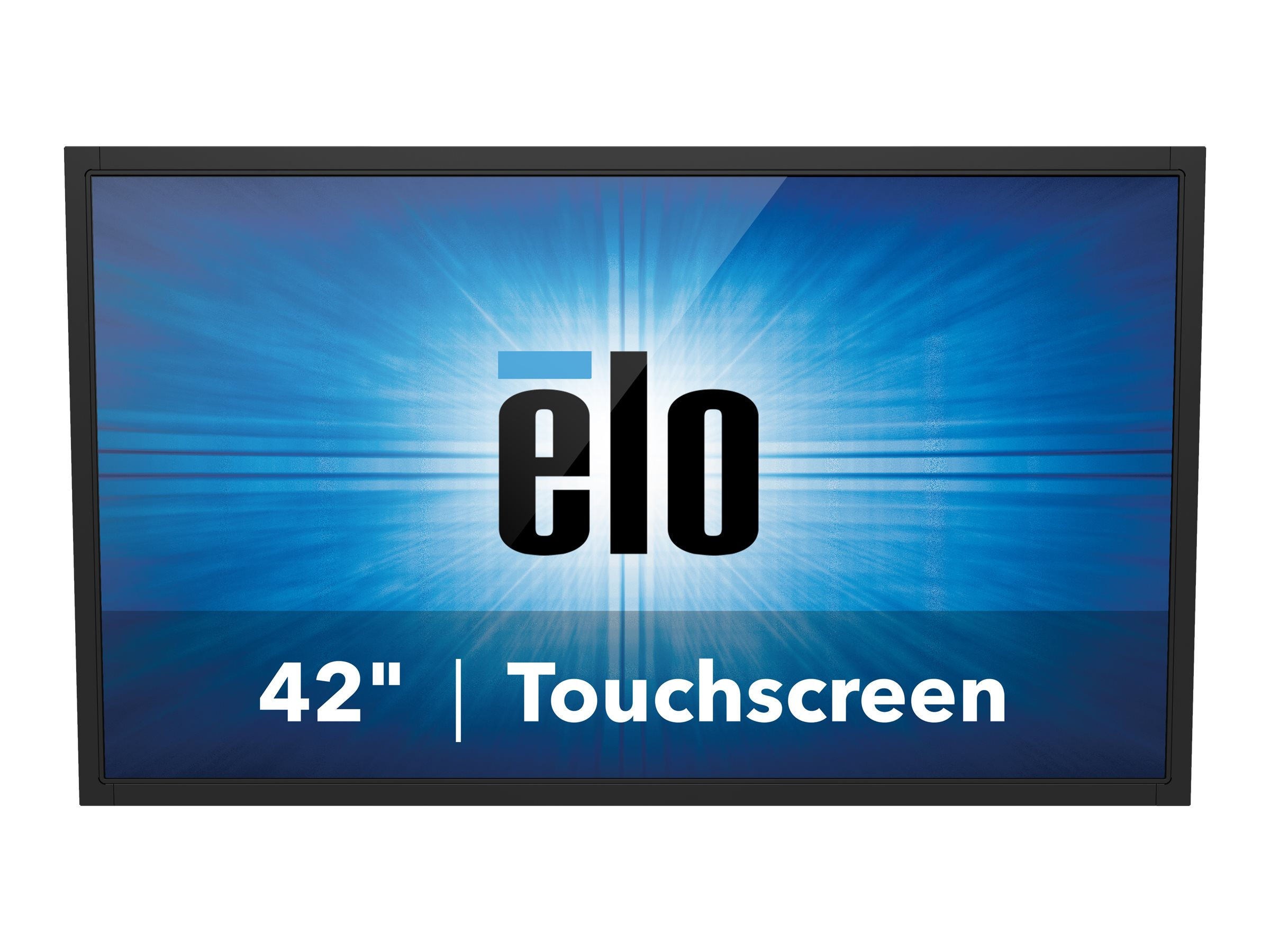 Elo 4243L IntelliTouch Dual Touch - LED-Monitor - 106.7 cm (42
