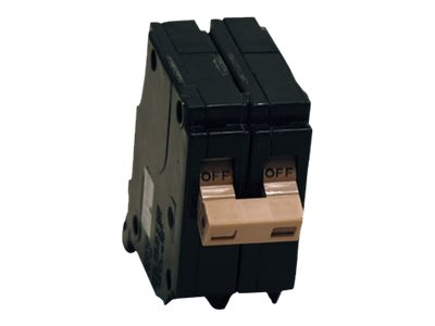 Tripp Lite 208V 30A Circuit Breaker for Rack Distribution Cabinet Applications - automatic circuit breaker