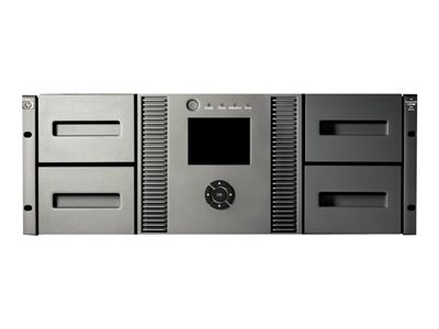 HPE StoreEver MSL4048 - tape library - no tape drives