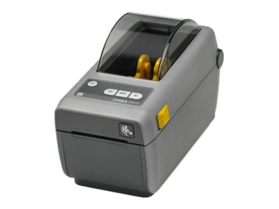 Zebra ZD410 Label printer thermal paper Roll (2.35 in) 203 dpi up to 359.1 inch/min  image