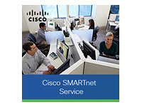 Cisco SMARTnet - Extended service agreement - replacement - 8x5 - response time: NBD - for P/N: ISR4321/K9, ISR4321/K9-RF, ISR4321/K9-WS, ISR4321R/K9