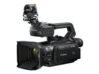 Canon XF405 - Camcorder - 4K / 60 fps - 13.4 MP - 15x optical zoom - flash card - Wi-Fi