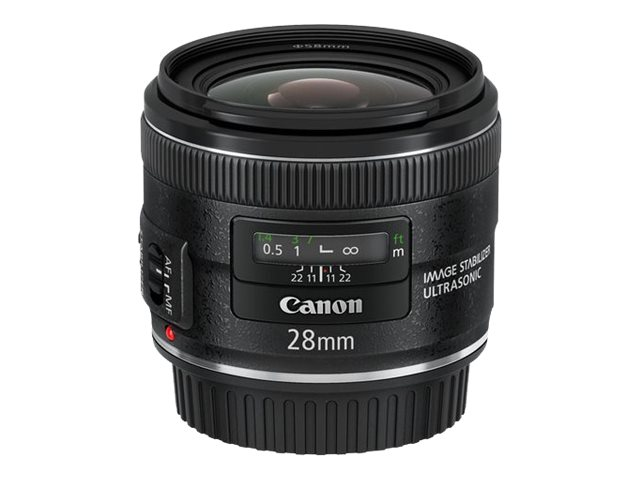 Canon EF lens - 28 mm