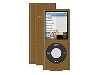 Belkin Eco-Conscious Leather Sleeve for iPod nano (4th Gen) - case for player