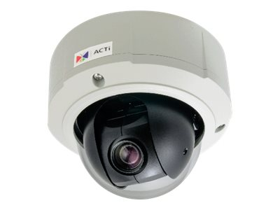 ACTi B94A Network surveillance camera PTZ outdoor vandal / weatherproof