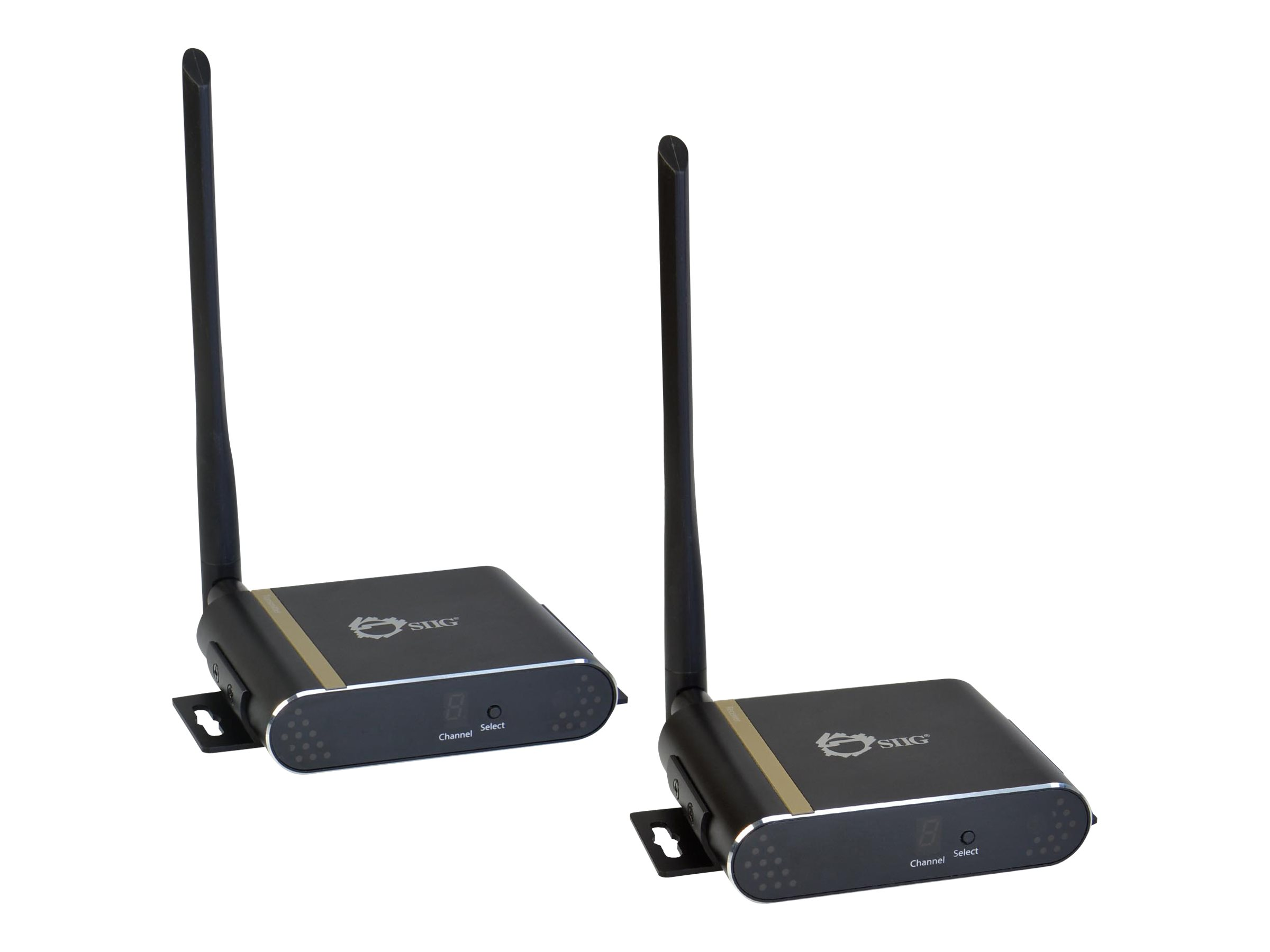SIIG Wireless Multi-Channel Expandable HDMI Extender Kit - wireless video/audio/infrared extender - HDMI