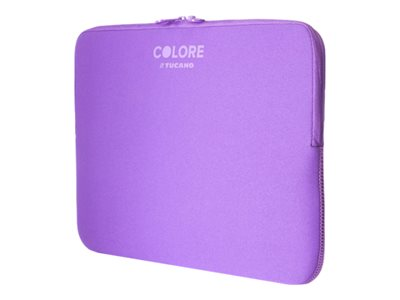 Tucano Second Skin Colore Notebook sleeve 12.5INCH purple