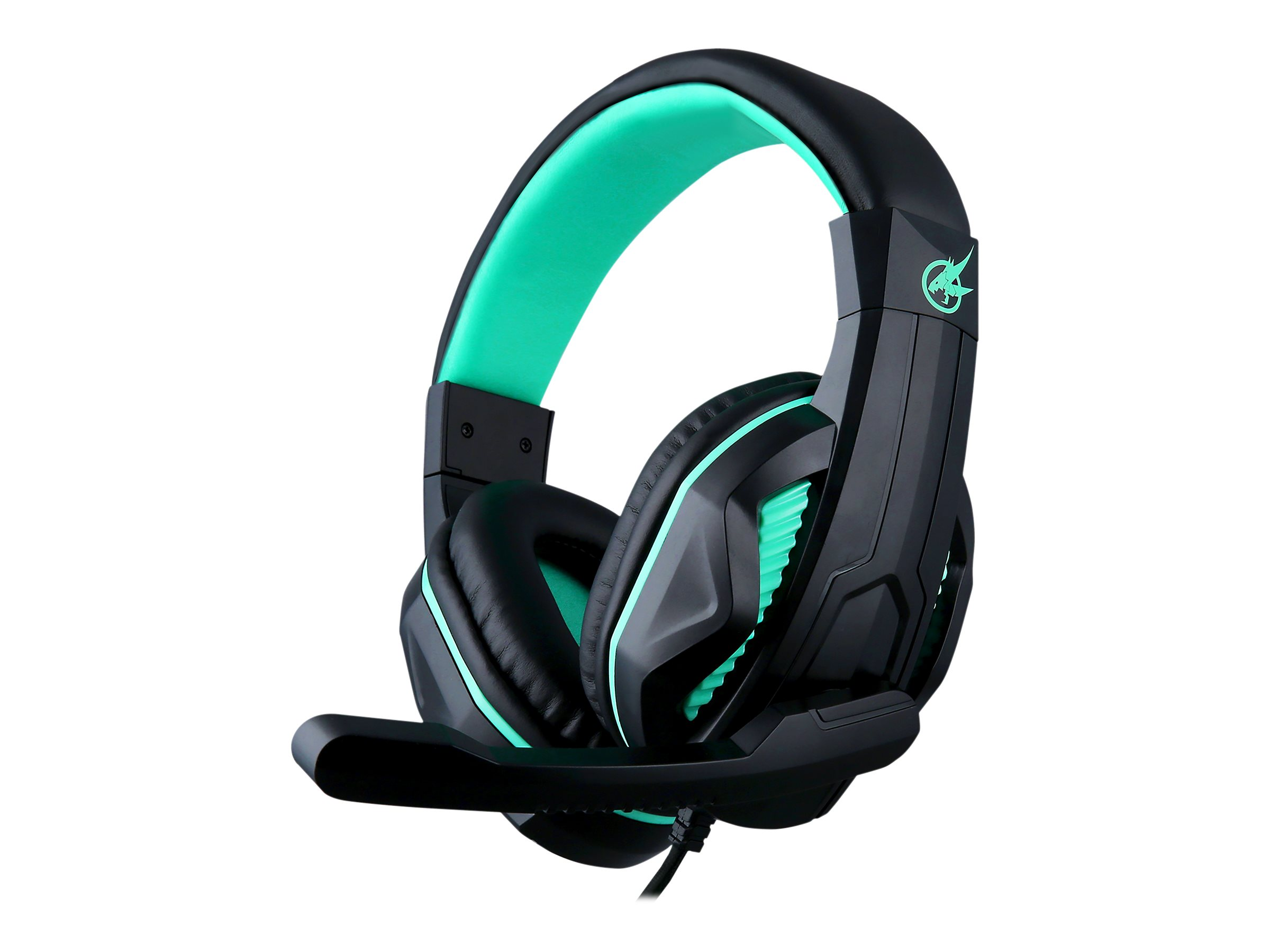 arokh casque gaming h1 avec double jack casques filaires. Black Bedroom Furniture Sets. Home Design Ideas