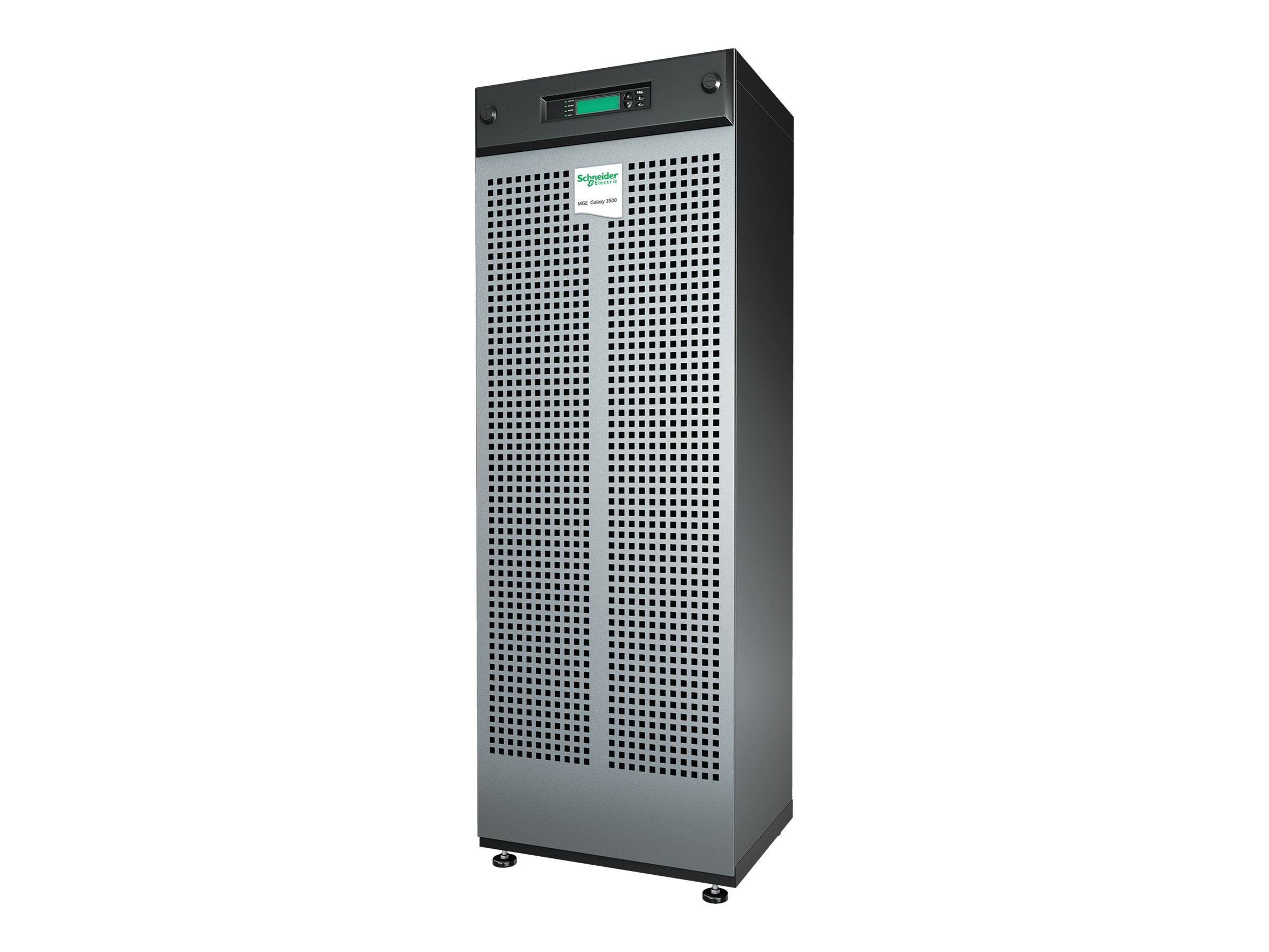 MGE Galaxy 3500 with 2 Battery Modules Expandable to 4 - UPS - 16 kW - 20000 VA