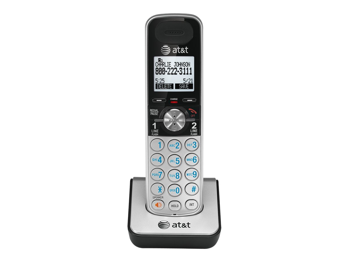AT&T TL88002 - cordless extension handset with caller ID/call waiting