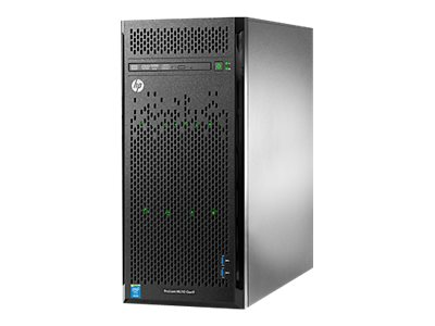 HPE ProLiant ML110 Gen9 - Server - Tower - 4.5U - 1-Weg - 1 x Xeon E5-2620V4 / 2.1 GHz