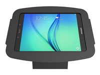 "Compulocks Space 45° Galaxy Tab E 9.6"" Wall Mount / Counter Top Kiosk Black - Aufstellung für Tablett"
