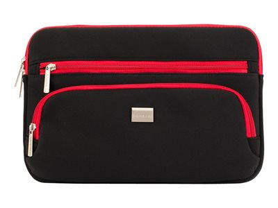 Griffin Notebook sleeve 11.6INCH black, red