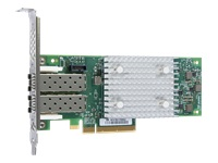 QLogic QLE2692 - Host bus adapter - PCIe 3.0 x8 low profile - 16Gb Fibre Channel x 2 - for UCS C240 M5, SmartPlay Select C220 M5SX, SmartPlay Select C240 M5SX