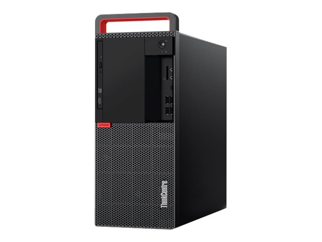 Lenovo ThinkCentre M920t - tower - Core i7 8700 3.2 GHz - 8 GB - 256 GB - US
