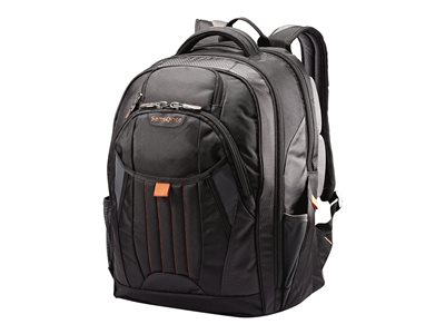Samsonite Tectonic 2 Large Notebook carrying backpack 17INCH black/orange