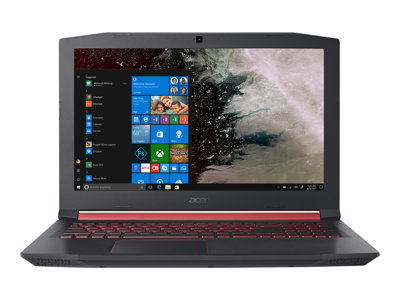Acer Nitro 5 15.6' I7-8750H 8GB 256GB GTX 1060 Windows 10 Home 64-bit