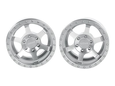 - Rotiform Six-OR 2,2-Zoll Beadlock-Rad