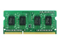 Synology DDR3 4 GB SO-DIMM 204-pin 1600 MHz / PC3-12800 CL11 1.35 / 1.5 V