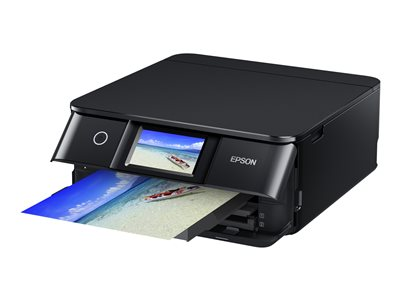 Epson Expression Photo XP-8600 Small-in-One Multifunction printer color ink-jet  image