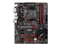 MSI B450 GAMING PLUS MAX ATX  AM4 AMD B450