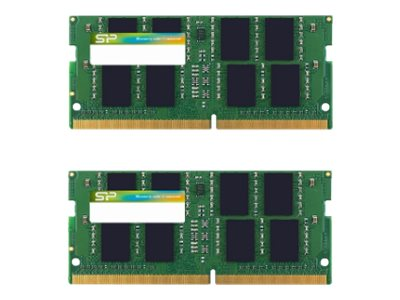SILICON POWER DDR4 8 GB: 2 x 4 GB SO-DIMM 260-pin 2133 MHz / PC4-17000 CL15 1.2 V