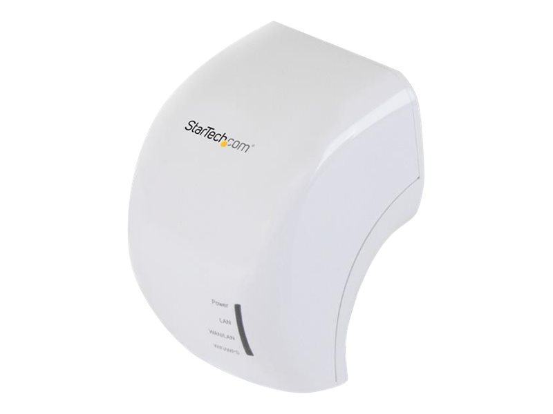 StarTech.com AC750 Dual Band Wireless-AC Access Point, Router und Repeater - Wandstecker - 2,4 GHz und 5GHz WiFi Extender - Wireless Router - 802.11a/b/g/n/ac - Dual-Band