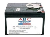 ABC RBC5 UPS battery lead acid