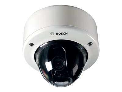 Network surveillance camera - dome - outdoor - dustproof / waterproof / vandal-proof - color (Day&Night) - 2 MP - 1920 x 1080 - 1080p - board mount - auto iris - vari-focal - audio - composite - LAN 10/100 - MJPEG, H.264 - DC 12 V / PoE Class 3
