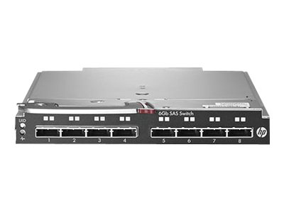 HPE 6Gb SAS BL Switch Switch managed 8 x SAS-2 plug-in module remarketed