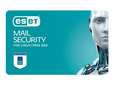 ESET Mail Security for Linux/BSD/Solaris Subscription license renewal (2 years) 1 seat