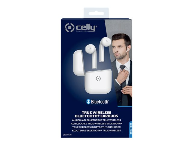 Celly Zed 1 - auriculares inalámbricos con micro