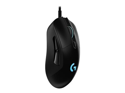 Logitech Gaming Mouse G403 HERO Optisk Kabling Sort