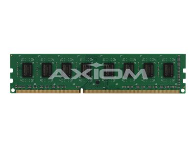 Axiom - DDR3 - module - 4 GB - DIMM 240-pin - 1066 MHz / PC3-8500 - unbuffered