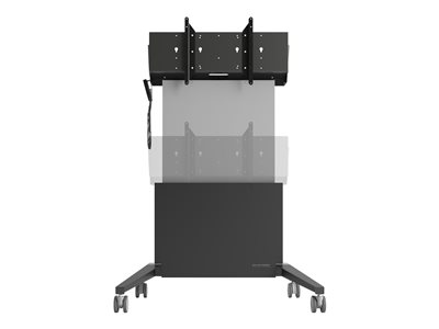 Salamander FPS1/EL/GG Cart (charge only) for LCD display powder-coated steel gray, graphite