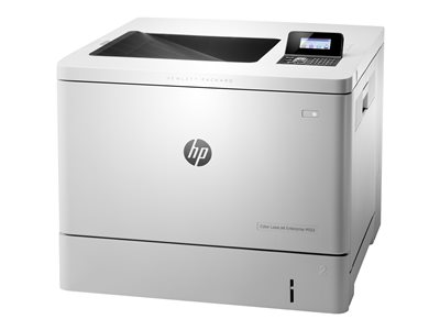 HP Color LaserJet Enterprise M553dn - Printer - color - Duplex - laser - A4/Legal - 1200 x 1200 dpi - up to 40 ppm (mono) / up to 40 ppm (color) - capacity: 650 sheets - USB 2.0, Gigabit LAN, USB 2.0 host - government