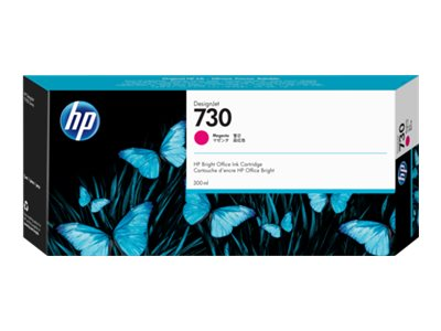 HP 730 300 ml High Capacity magenta original DesignJet ink cartridge