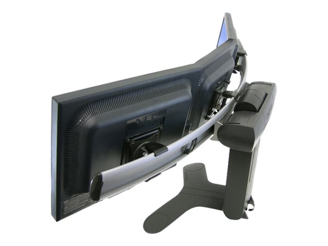 Ergotron LX Widescreen Dual Display Lift Stand/Triple Monitor Stand