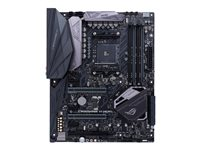 ASUS ROG CROSSHAIR VI HERO - Carte-mère - ATX - Socket AM4 - AMD X370 - USB 3.0, USB 3.1, USB-C - Gigabit LAN - audio HD (8 canaux)