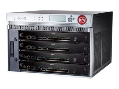 F5 VIPRION Advanced Firewall Manager C4480 NEBS security appliance DC power 7U