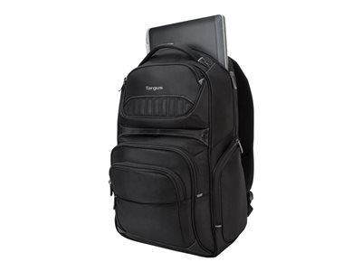 Targus Legend IQ Backpack Notebook carrying backpack 16INCH black