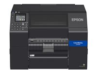 Epson ColorWorks CW-C6500P Label printer color ink-jet Roll (8.5 in) 1200 x 1200 dpi  image