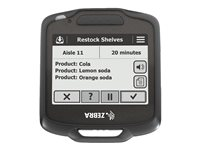 Zebra Smart Badge SB1 Data collection terminal 128 MB 3INCH monochrome E Ink (320 x 240)