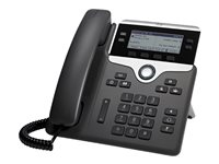 Cisco IP Phone 7841, Charcoal