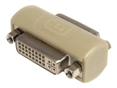 StarTech.com DVI-I Coupler / Gender Changer - F/F - DVI-Gender Changer - DVI-I (W) bis DVI-I (W)