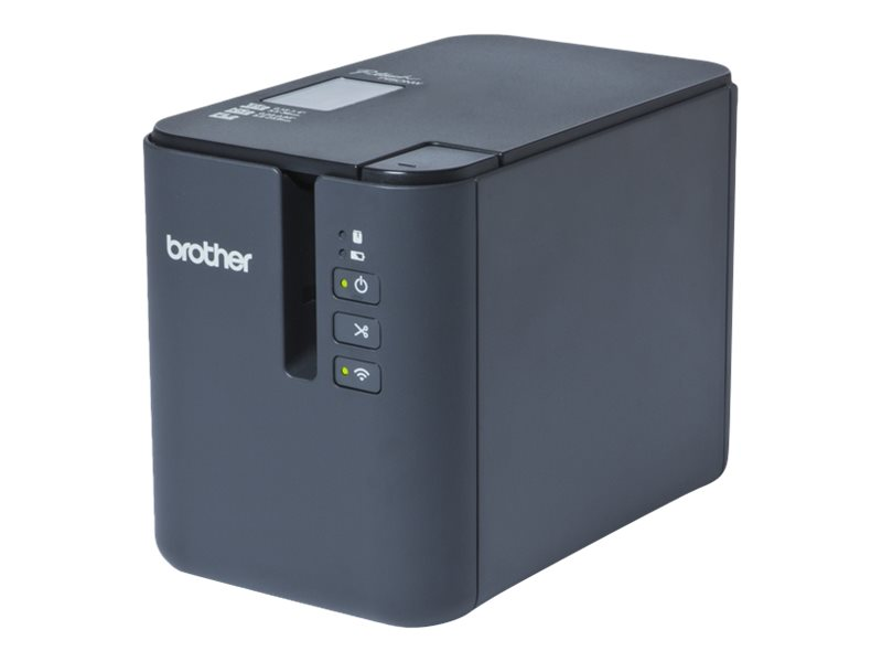 Cartouches  compatibles avec l'imprimante BROTHER P-Touch PT-P900W